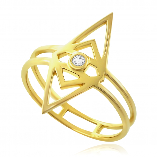 Guld - Ring 1