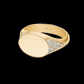 Guld ringe